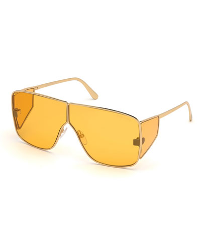 Men's Spector Metal Shield Sunglasses