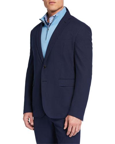 Men's RLX Hadley 2-Button Jacket Navy