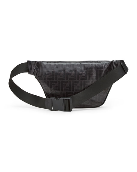 a634f6e2ba51 Fendi Men s Fendi Mania Coated Canvas Belt Bag Fanny Pack