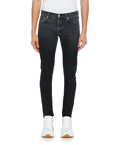 Men's Denim Skinny Jeans