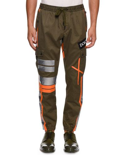 Men's Military Cargo Pants
