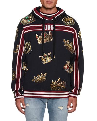 Men's Crowns Hoodie
