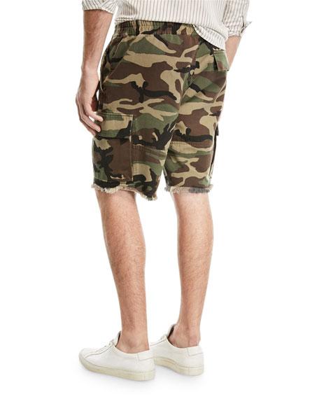 Chino Cargo Shorts