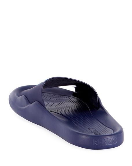Men's Logo EVA Pool Slide Sandals