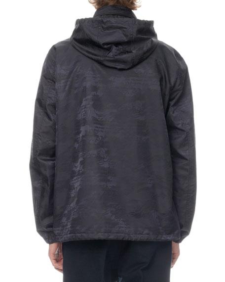 Men's Scritto Wind-Resistant Zip-Front Jacket