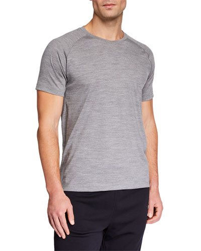 Men's French Short-Sleeve T-Shirt