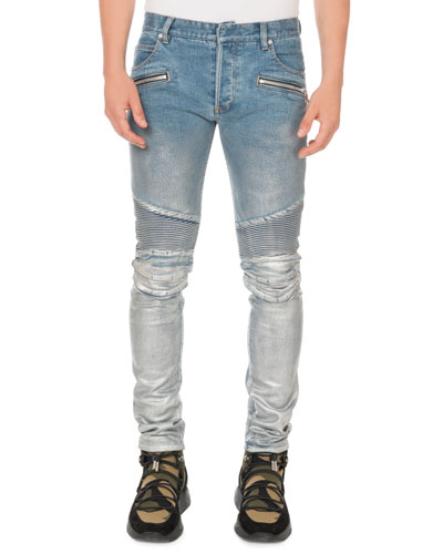 e70d9d08 Men's Jeans : Skinny, Distressed & Stretch at Bergdorf Goodman