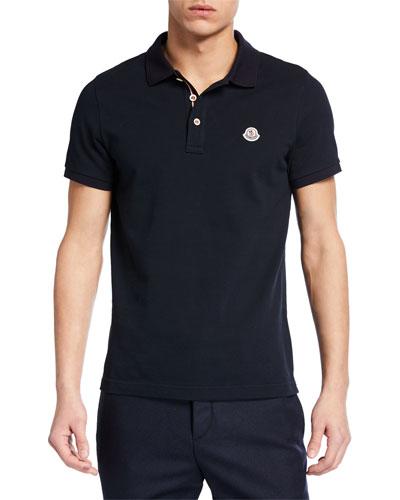 Men's Basic Polo Shirt