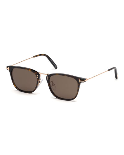 623a391561 Men s Beau Metal and Plastic Sunglasses Quick Look. TOM FORD