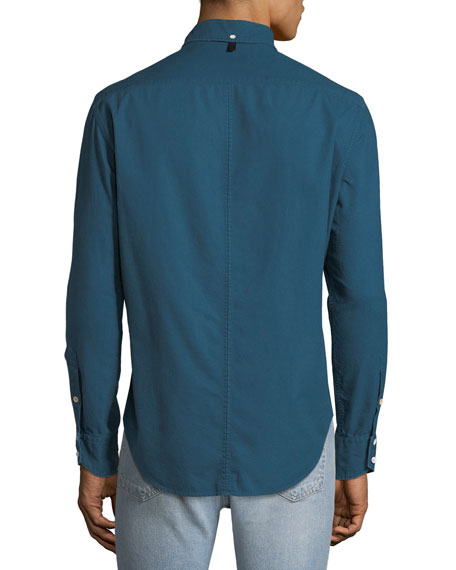 Men's Fit 2 Tomlin Oxford Sport Shirt
