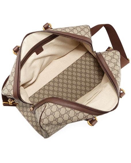 Men's Soft GG Supreme Carry-On Duffel Bag