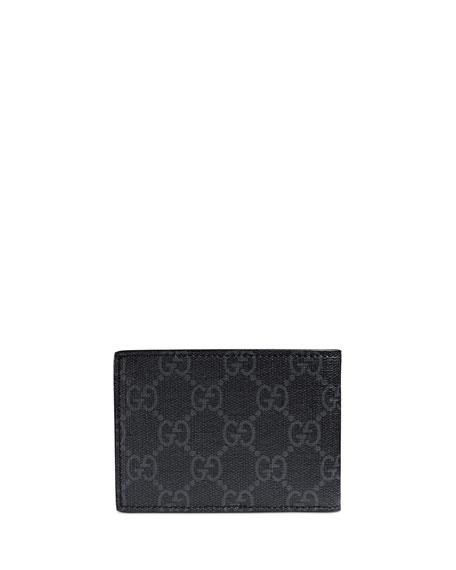 284756f030 Men's Wolf-Print GG Supreme Wallet