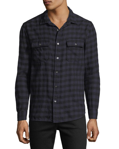 Men's Cotton Sport Shirt