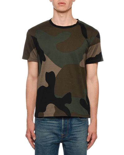 Men's Army Camo T-Shirt