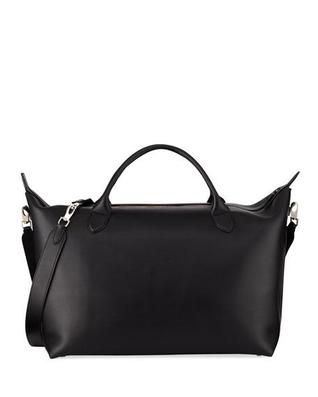 THE ROW Men s Calfskin Weekender Bag a6024694c3f45