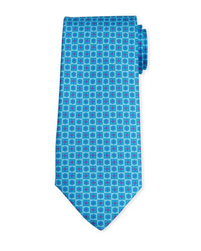 Men's Flowers Portofino Tie