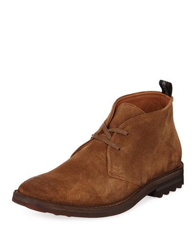 Men's Stanton Suede Chukka Boots