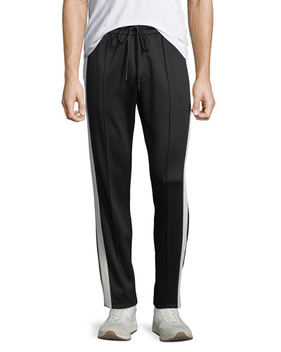 Men's Color Block Track Pants