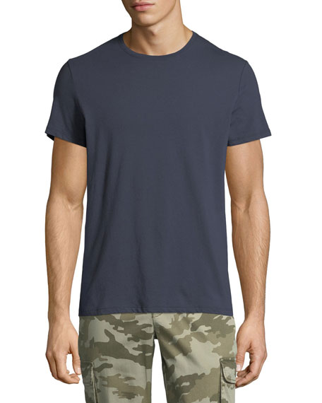 ATM Anthony Thomas Melillo Men's Jersey Crewneck T-Shirt