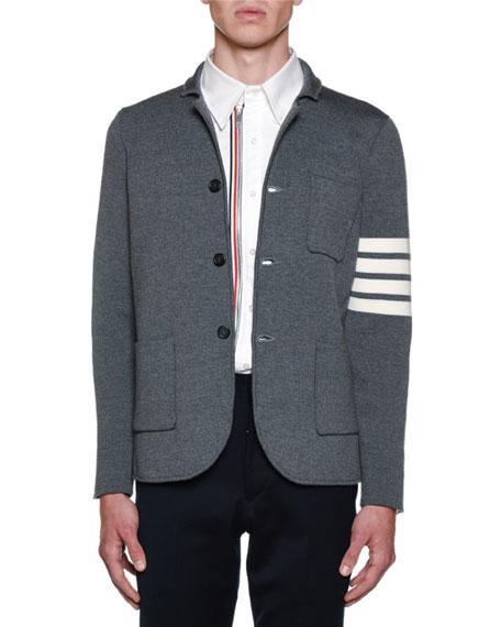 Men's Milano Stitch Single Breasted Sportcoat
