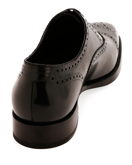 Men S Dress Shoe In Brogue