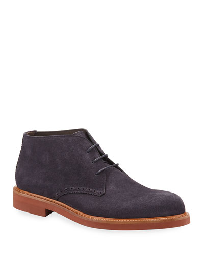 Men's Trivero Suede Ankle Boot
