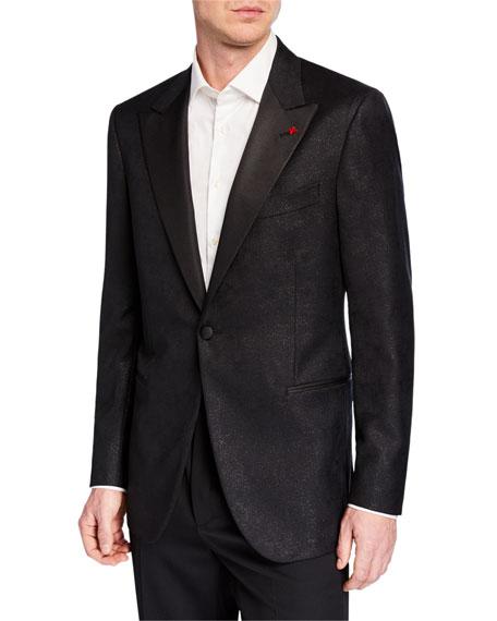 Isaia Men's Wool Dinner Jacket