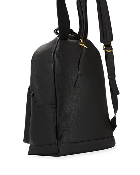 Men's Calf Leather Backpack
