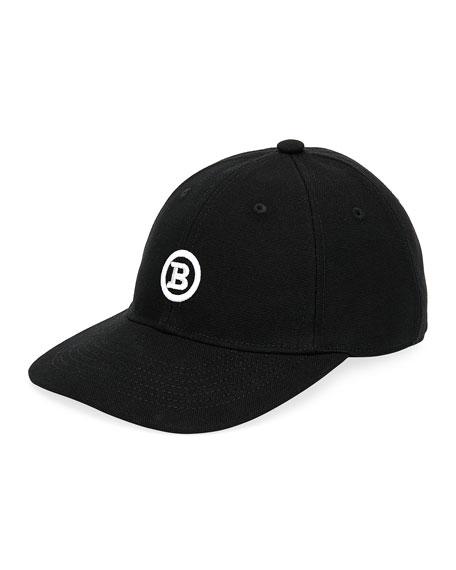 Bally Men's Logo-Embroidered Baseball Hat