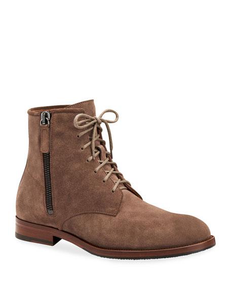 Men's Vladimir Suede Boots