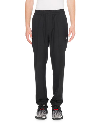 Men's Wool Jogger Pants