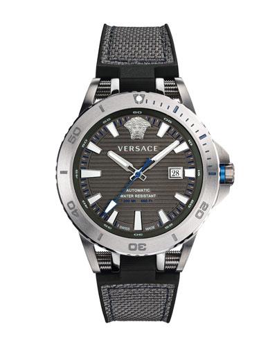 Men's Sport Tech Diver Watch  Navy