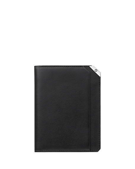 Men's Urban Spirit Vertical Leather Wallet