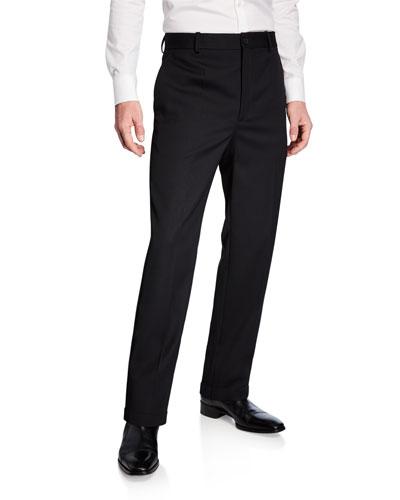 Men's Slim Tailored Pants