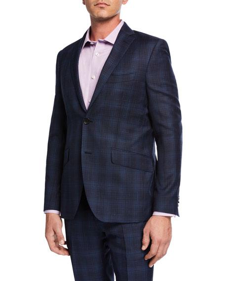 Etro Men's Plaid Two-Piece Suit