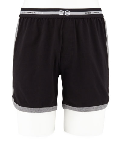 Men's Jersey Boxer Shorts