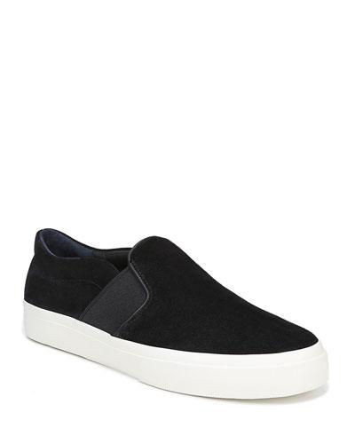 Men's Fenton Sport Suede Slip-On Sneakers