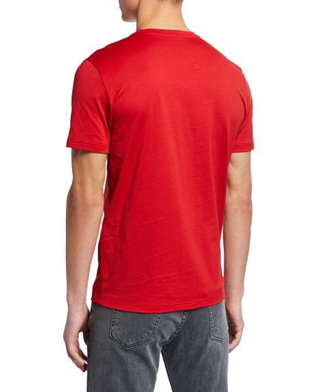 Men's FF Mesh Stripe T-Shirt