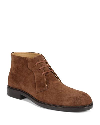 Men's Brunswick Sport Suede Chukka Boots