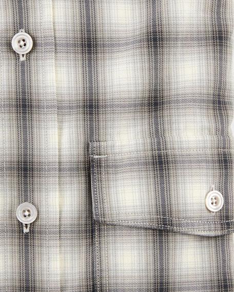 Men's Sport Check Dress Shirt