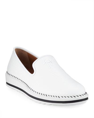 Men's Signature Slip-On Loafers