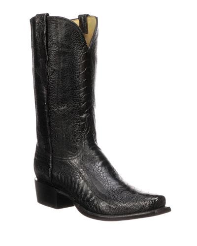 Men's Anderson Ostrich Cowboy Boots