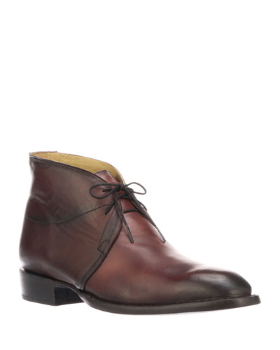 Men's Evan Leather Chukka Boots