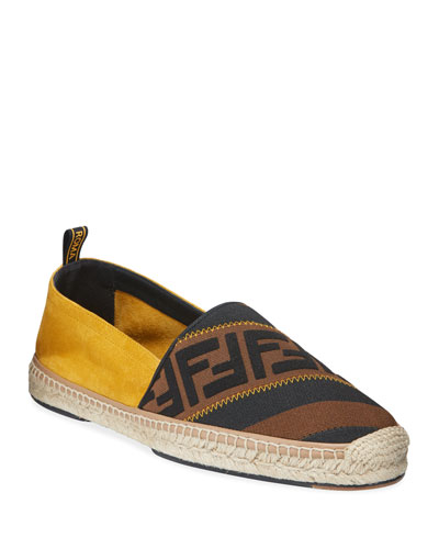 Men's FF Colorblock Espadrilles