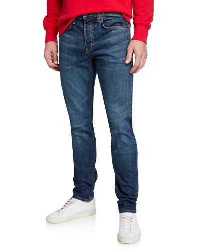 Standard Issue Fit 2 Mid-Rise Relaxed Slim-Fit Jeans  Linden