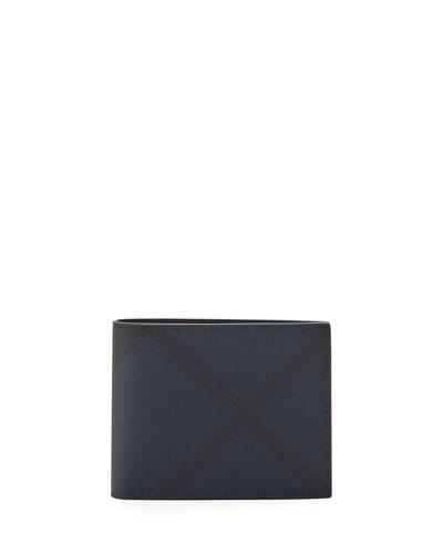Men's Graphic Hipfold Wallet