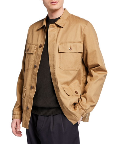 Men's Engineers Four-Pocket Jacket