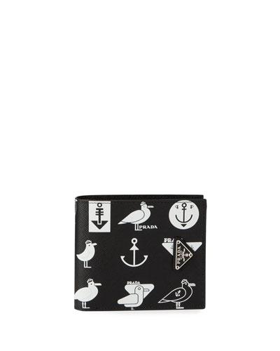 252196d9d Prada Men s Leather Goods   Bags   Backpacks at Bergdorf Goodman
