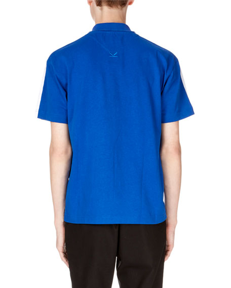 Men's Kenzo Sport Straight Polo Shirt