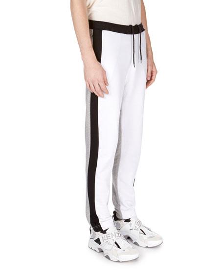 Men's Colorblock Jog Pants